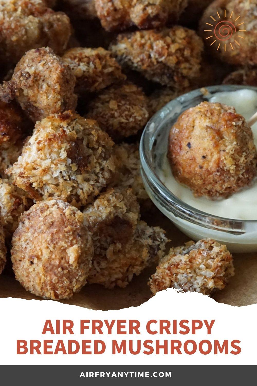 breaded mushrooms
