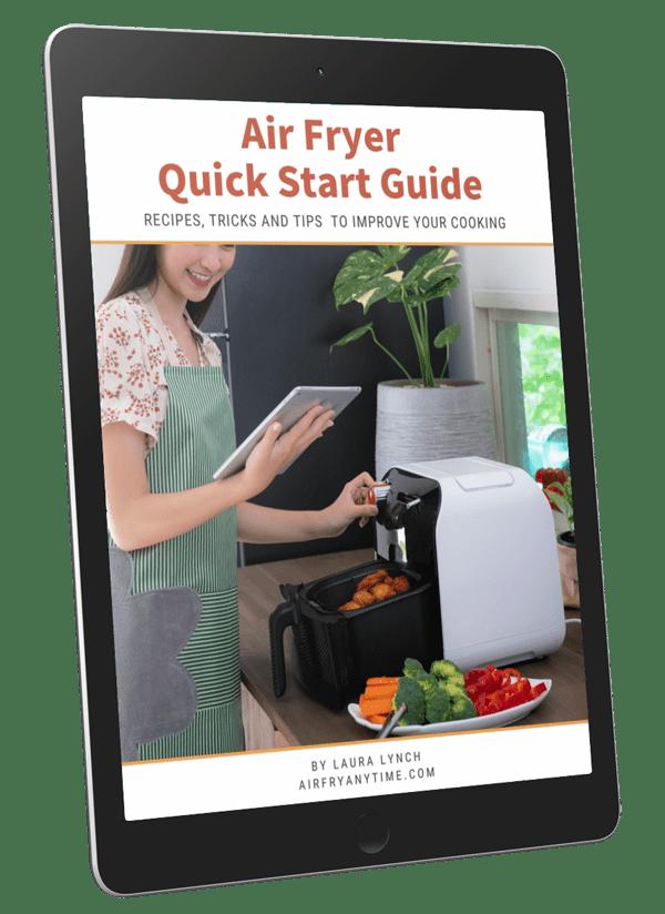 air fryer quick start guide