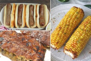 Air Fryer Labor Day Recipes